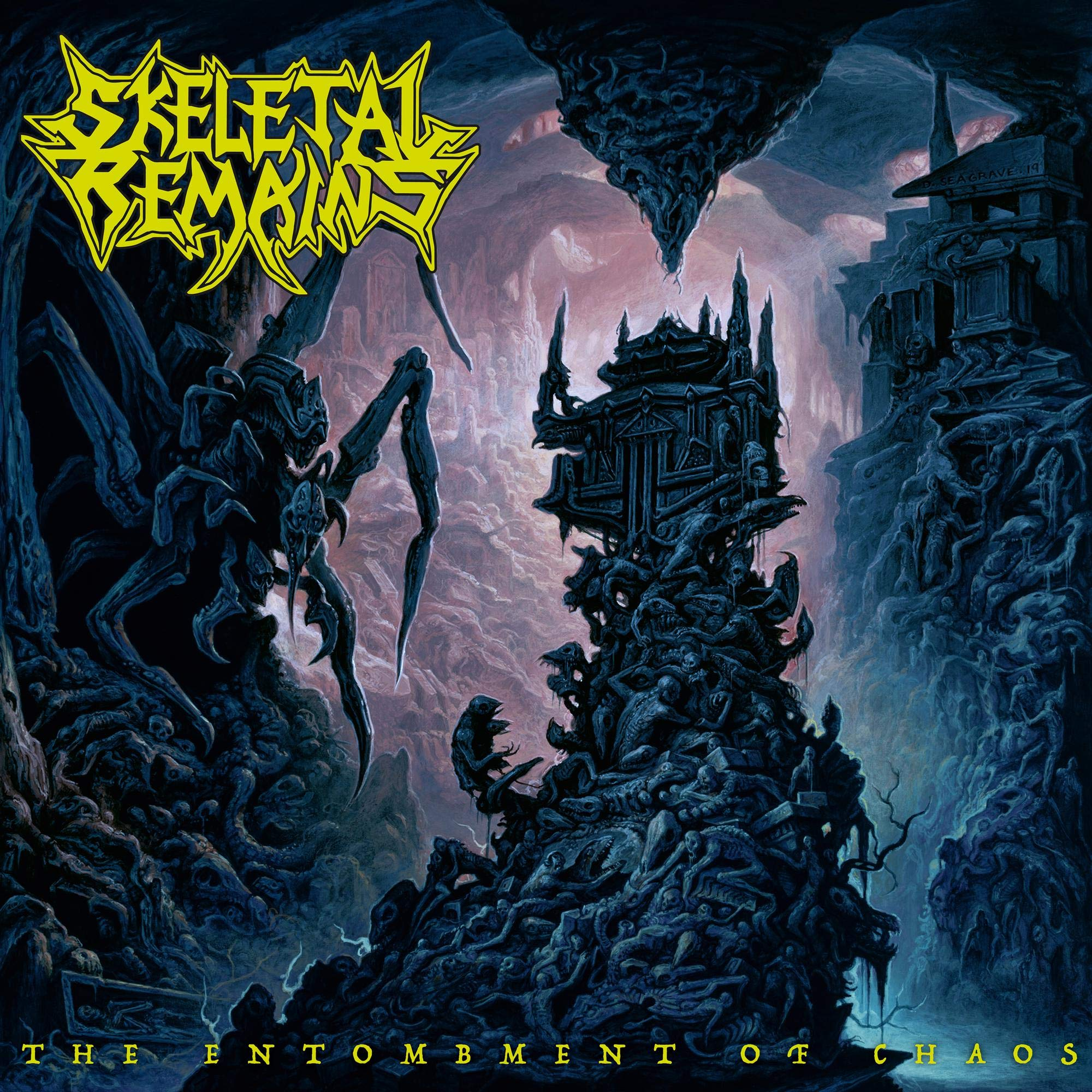Skeletal Remains - The Entombment Of Chaos (2020) [FLAC] Download
