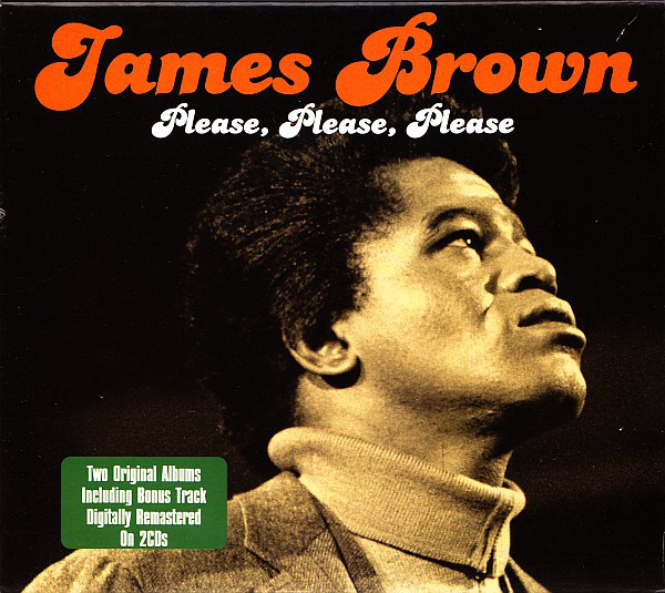 James Brown – Please, Please, Please / Try Me (2010) [FLAC]