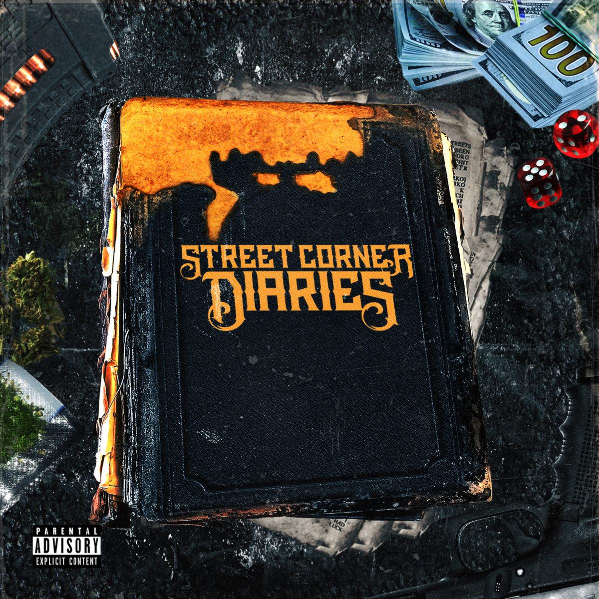 Raticus - Street Corner Diaries (2020) [FLAC] Download