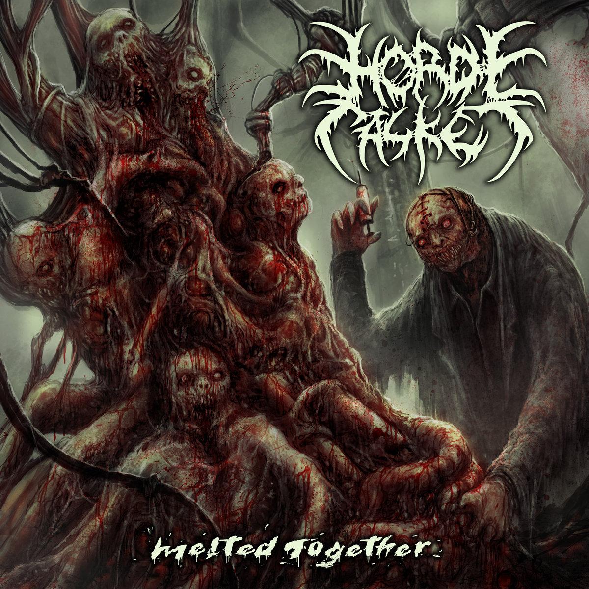 Horde Casket – Melted Together (2020) [FLAC]