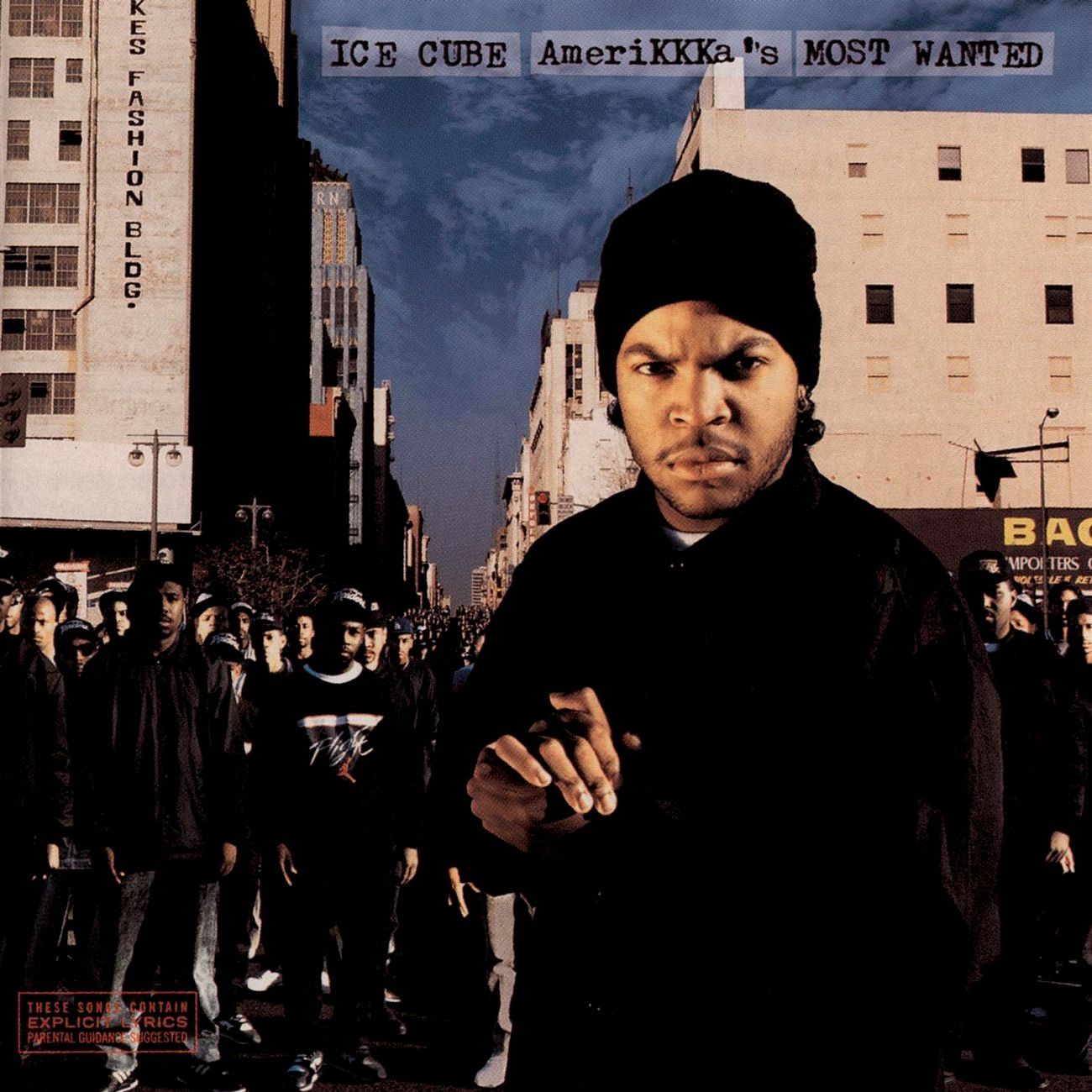 Ice Cube – AmeriKKKa's Most Wanted (2003) [FLAC]