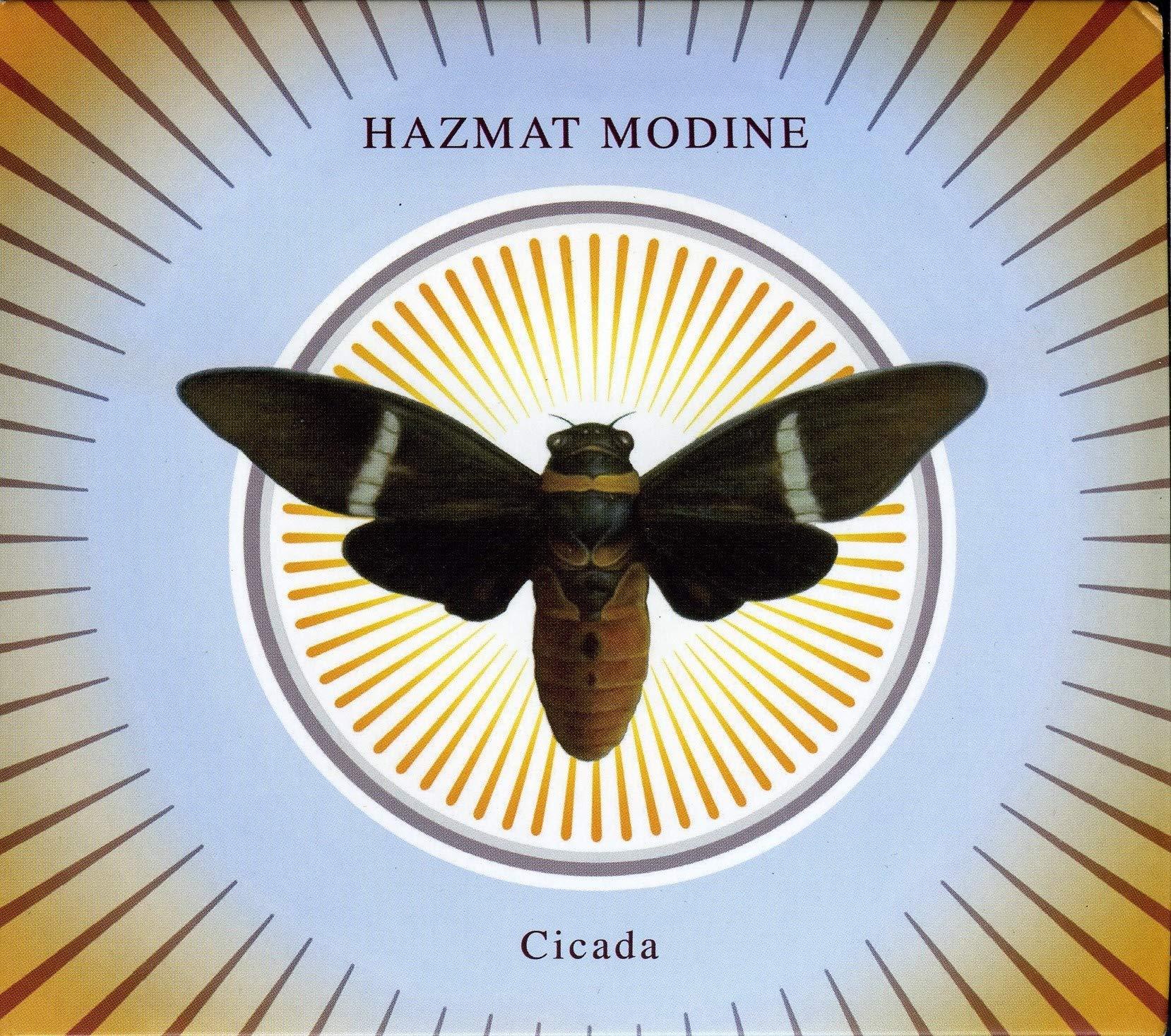 Hazmat Modine – Cicada (2011) [FLAC]