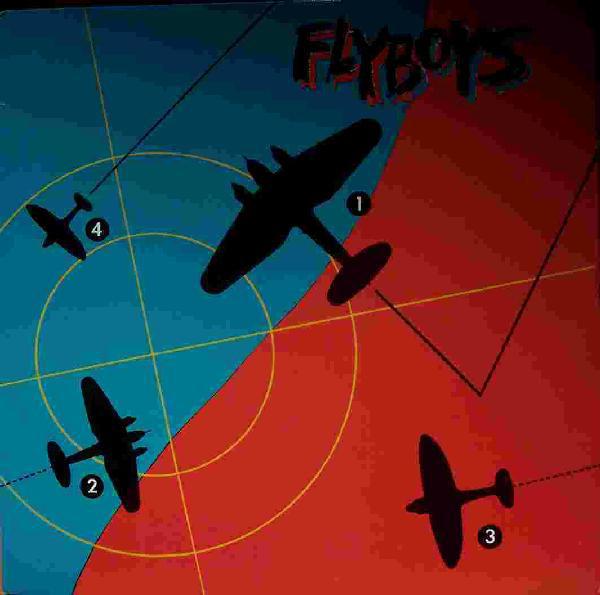 Flyboys – Flyboys (1990) [FLAC]