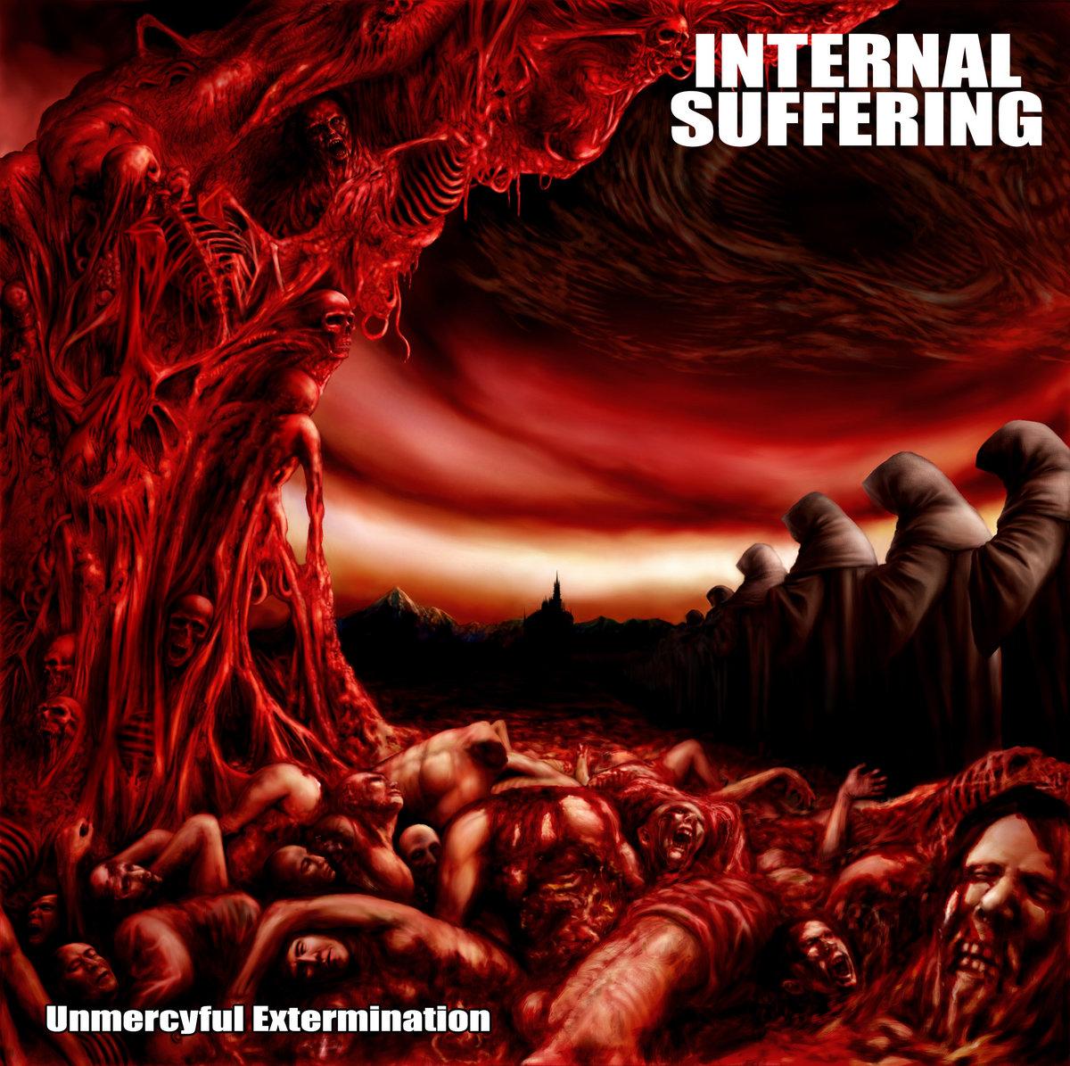 Internal Suffering – Unmercyful Extermination (2020) [FLAC]