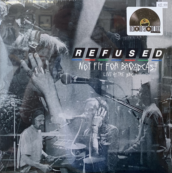 Refused – Not Fit For Broadcast Live At The BBC (2020) [FLAC]