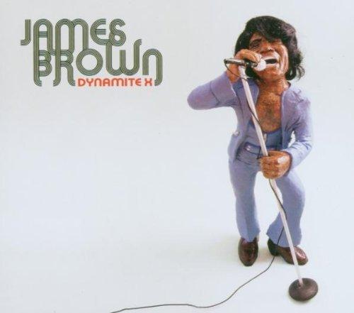 James Brown – Dynamite X (2007) [FLAC]