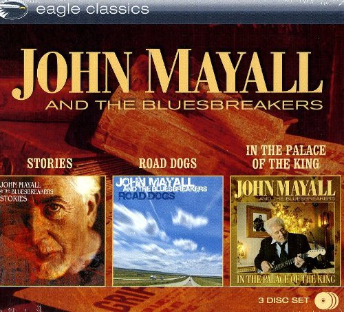 John Mayall & The Bluesbreakers - Stories / Road Dogs / In The Palace Of The King (2014) [FLAC] Download