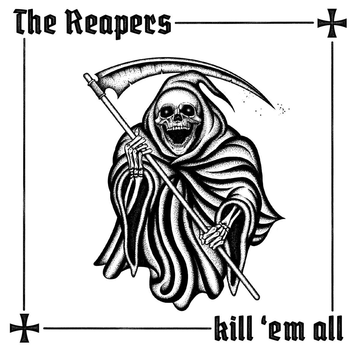 The Reapers – Kill 'em all (2020) [FLAC]