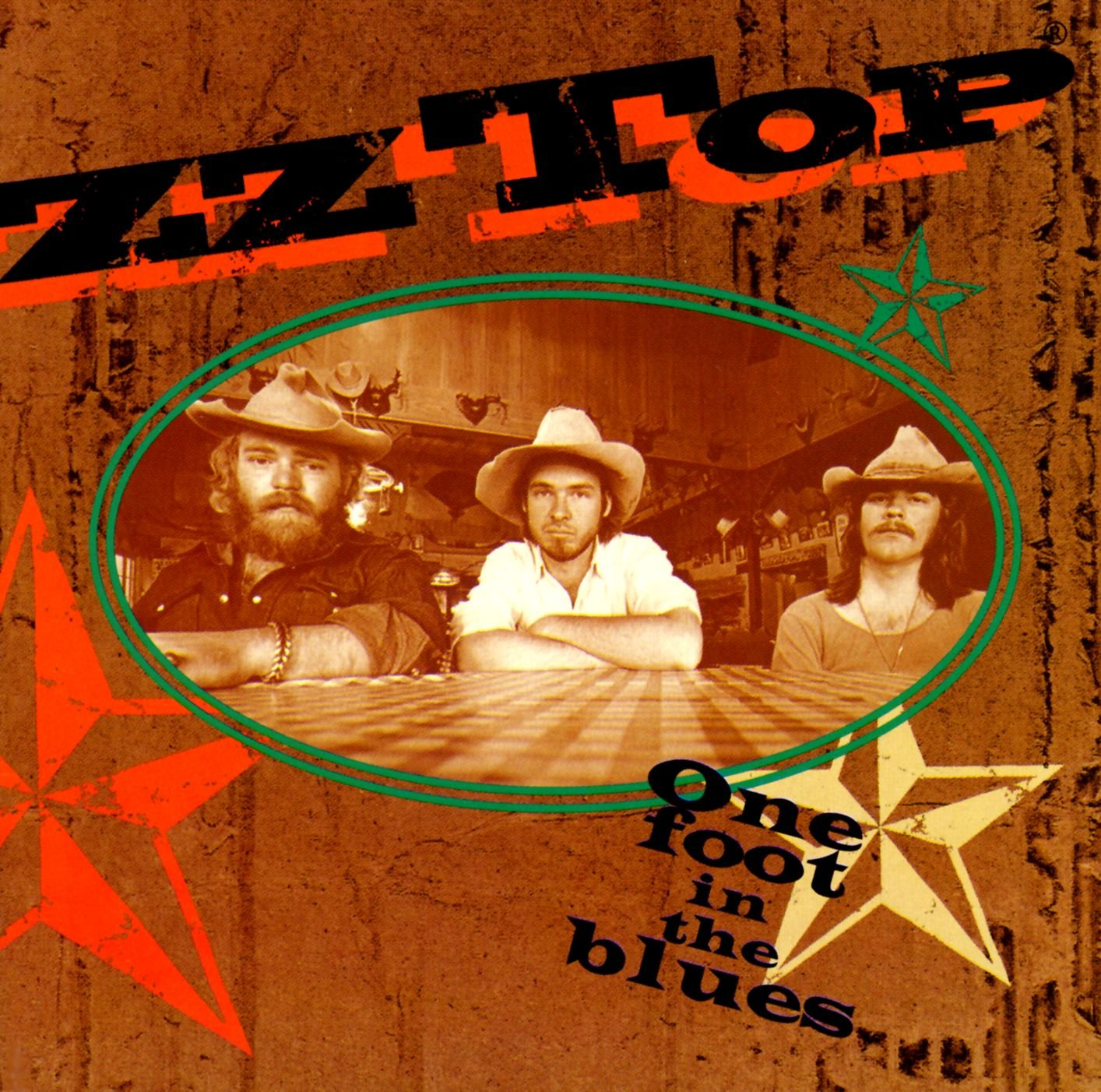 ZZ Top – One Foot in the Blues (1994) [FLAC]