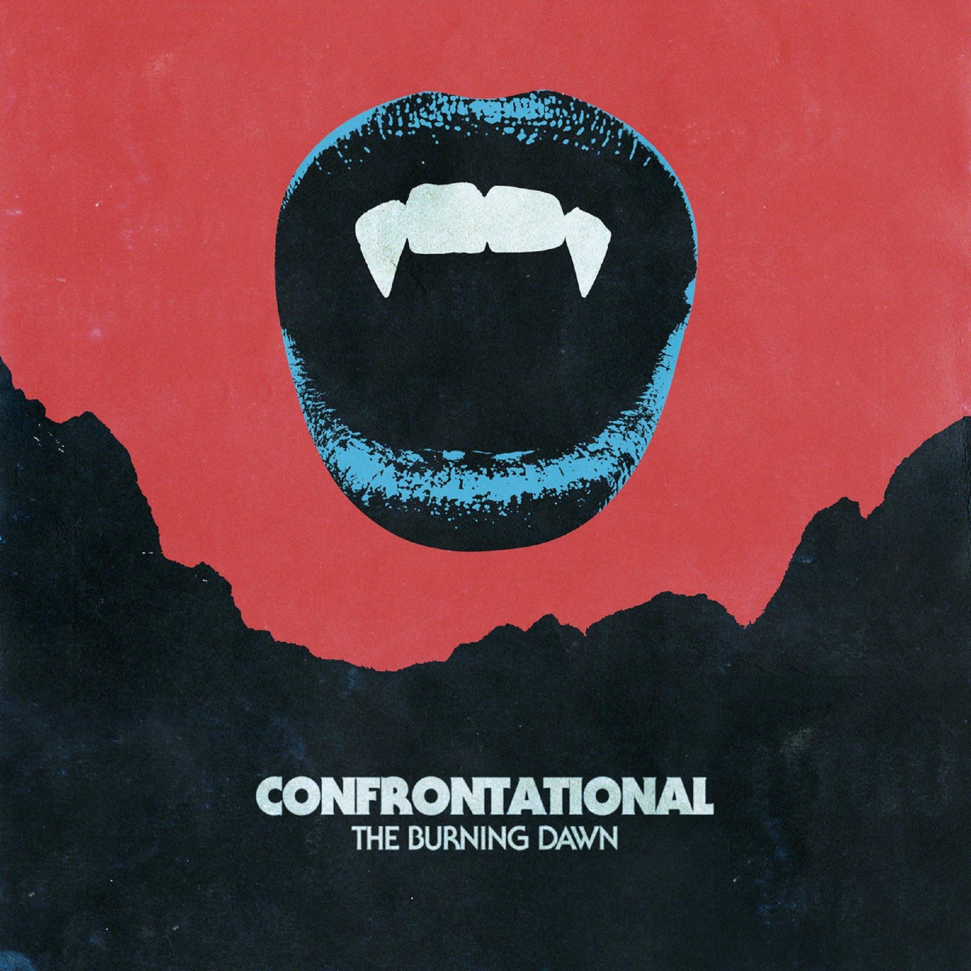 Confrontational – The Burning Dawn (2017) [FLAC]