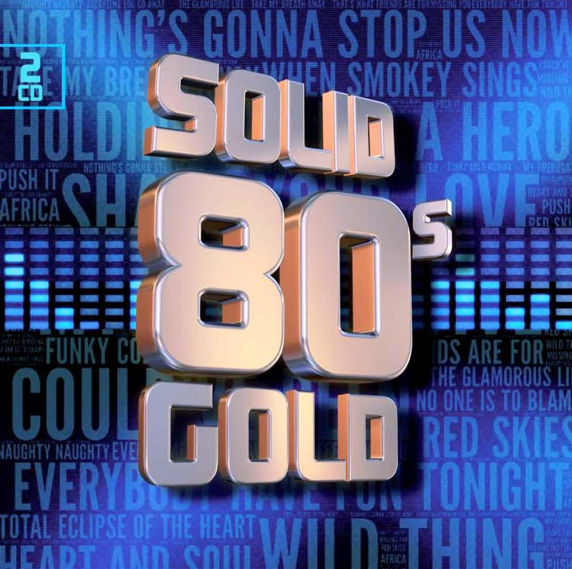VA - Solid 80's Gold (2017) [FLAC] Download