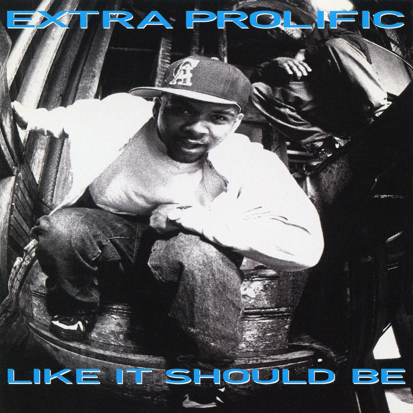 Extra Prolific – Like It Should Be (1994) [FLAC]