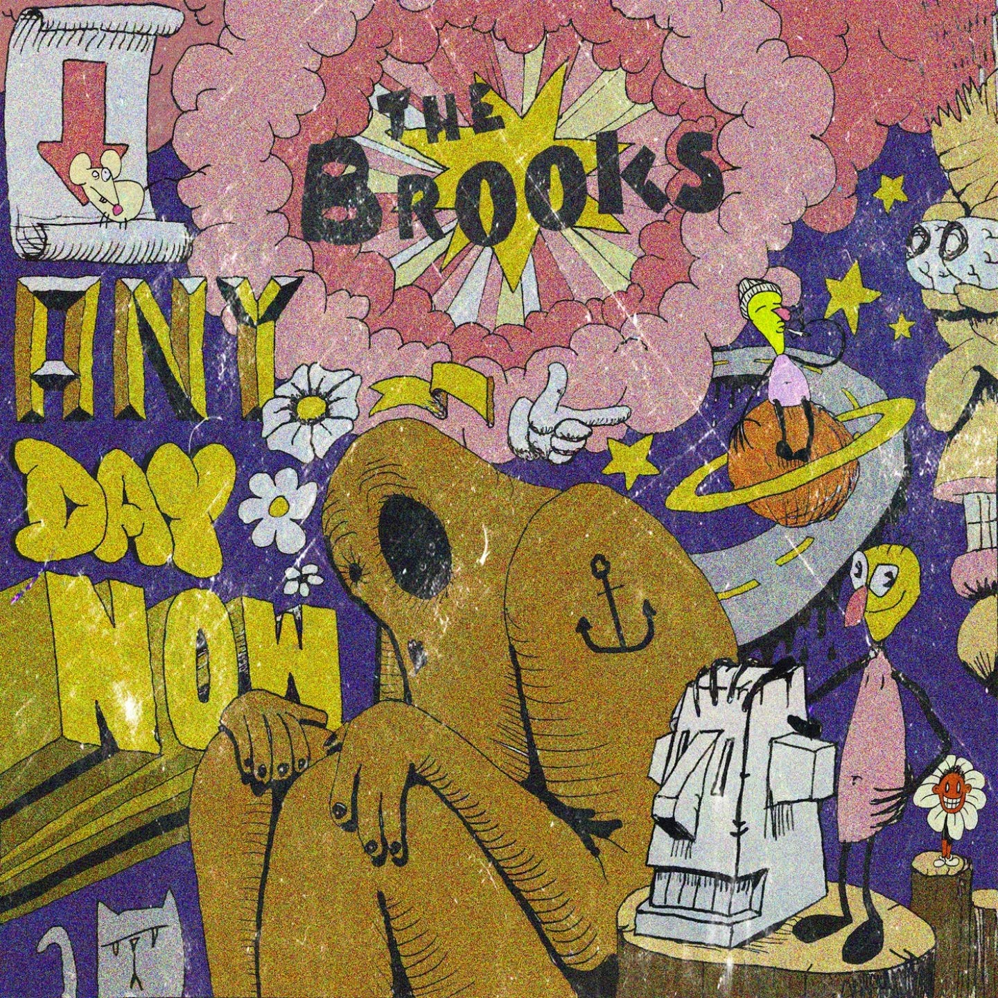 The Brooks – Any Day Now (2020) [FLAC]