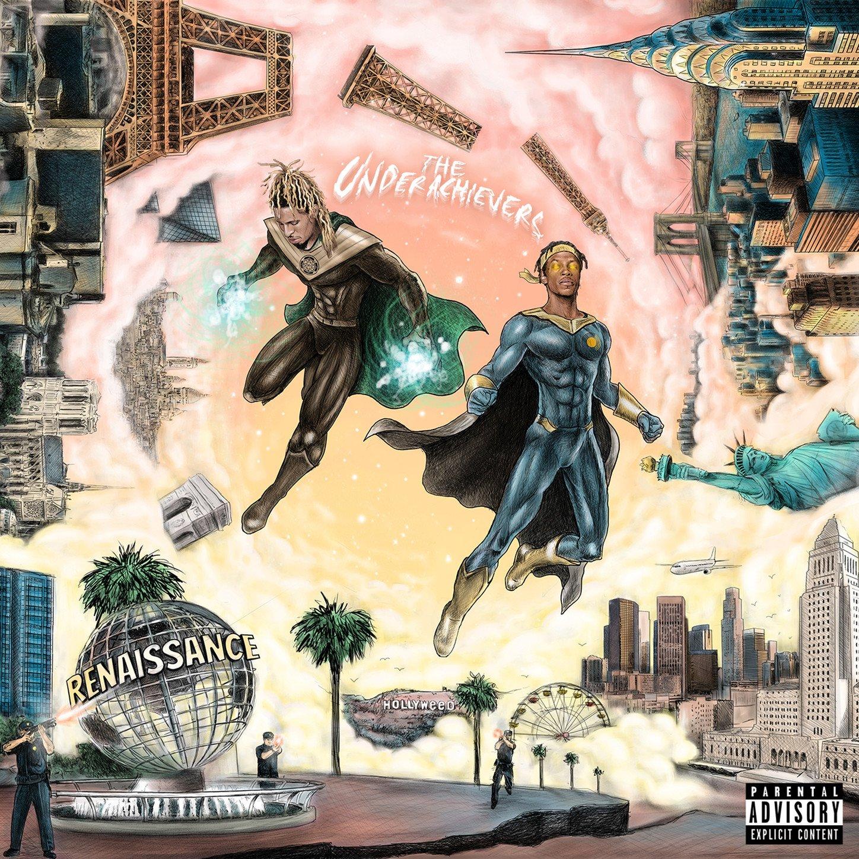 The Underachievers-Renaissance-CD-FLAC-2017-iND