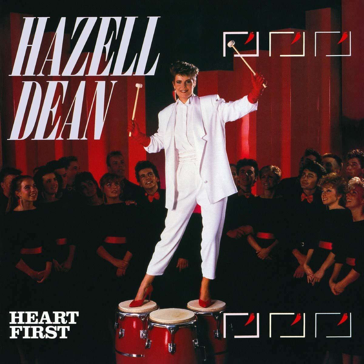 Hazell Dean – Heart First (2020) [FLAC]