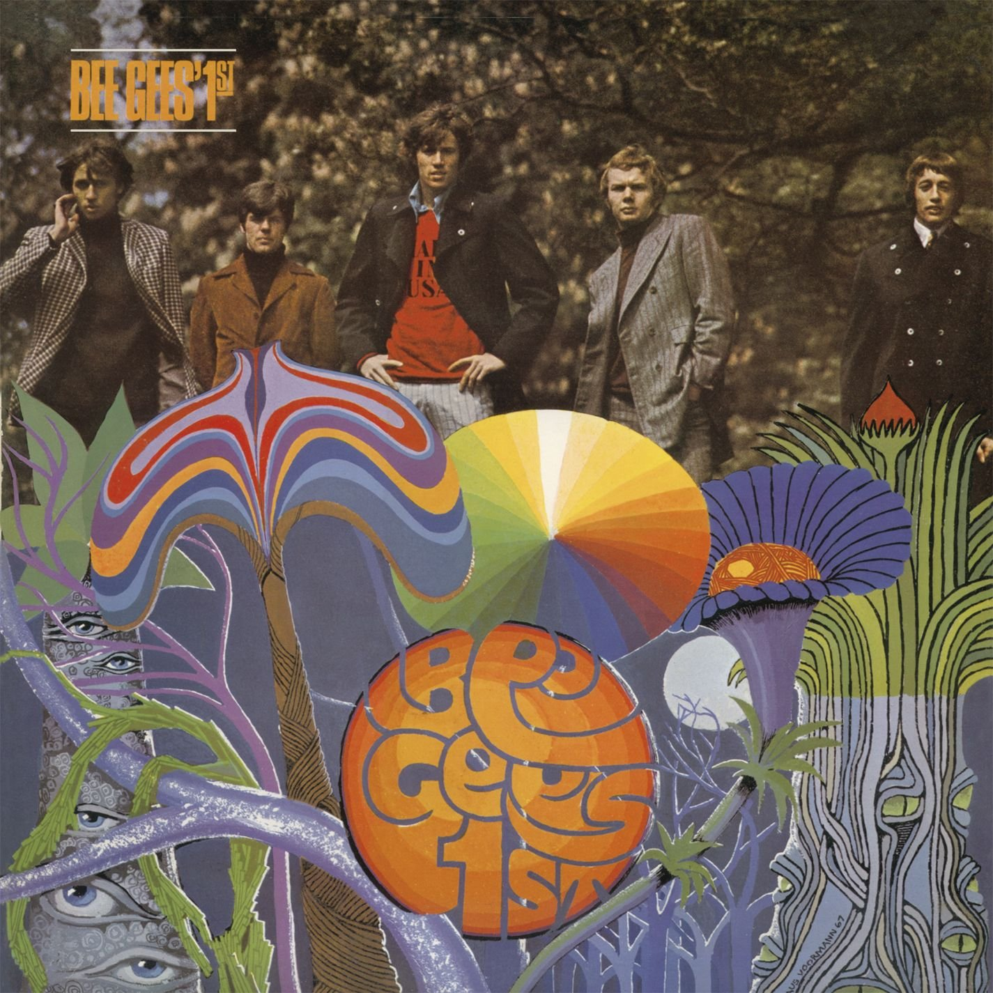 Bee Gees – 1st (2006) [FLAC]