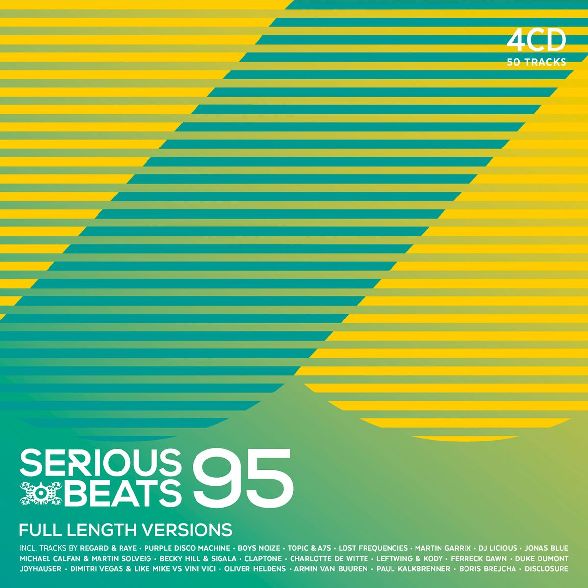 VA – Serious Beats 95 (2020) [FLAC]