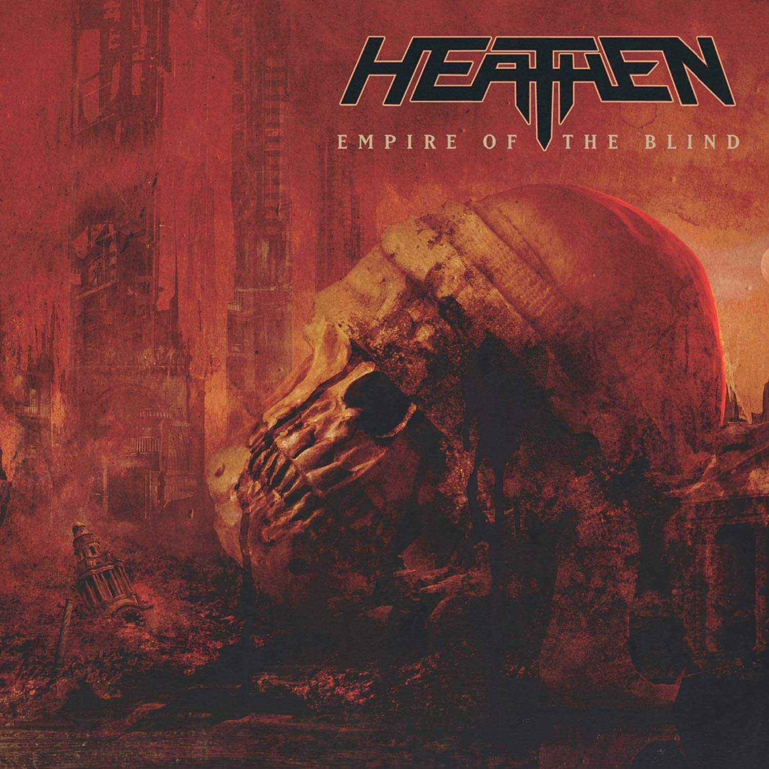 Heathen – Empire of the Blind (2020) [FLAC]