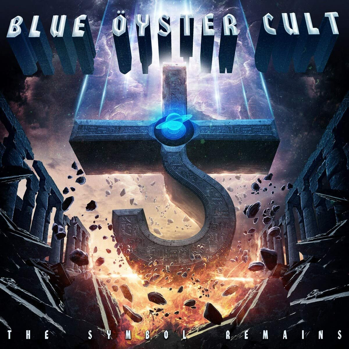 Blue Oyster Cult – The Symbol Remains (2020) [FLAC]