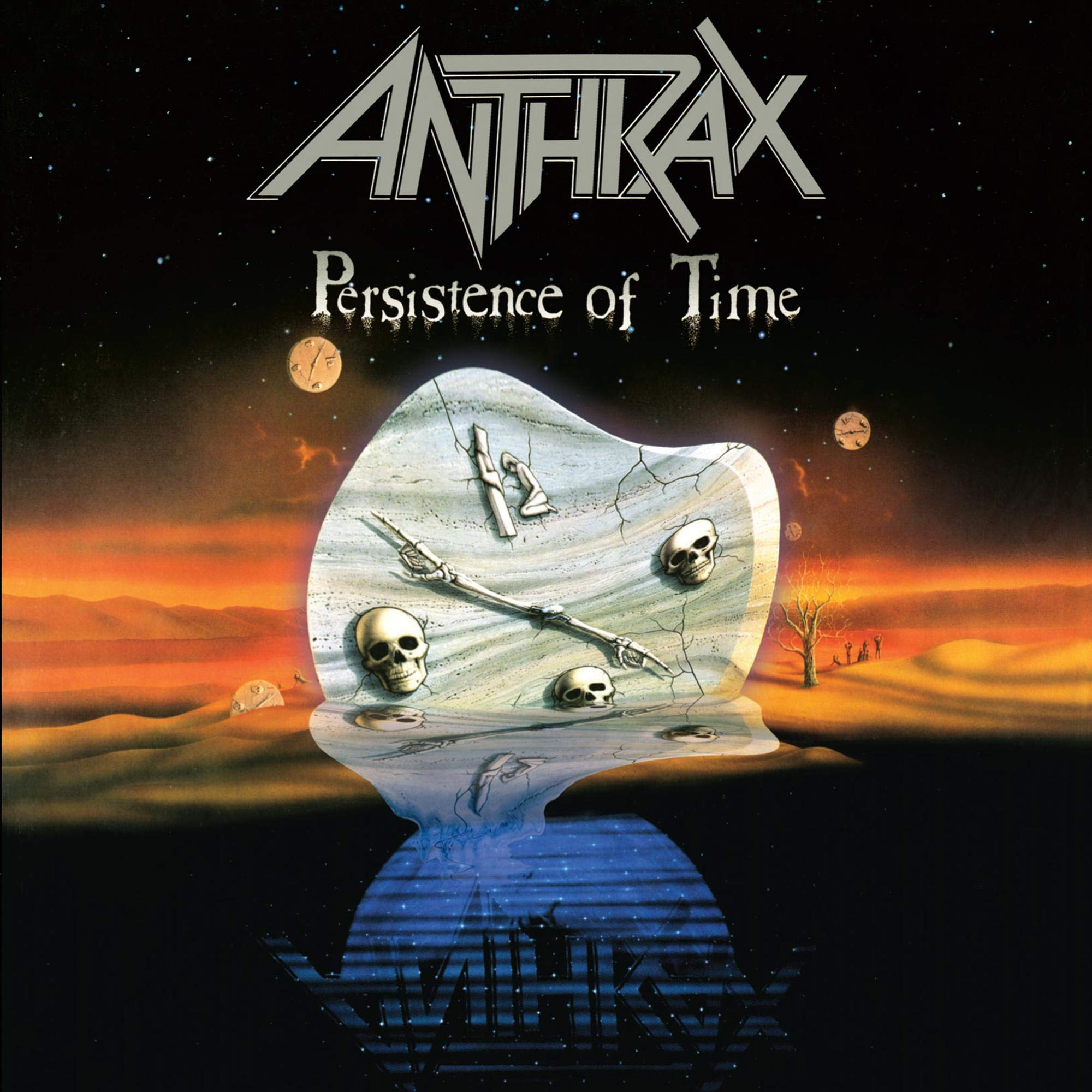 Anthrax – Persistence Of Time (2020) [FLAC]