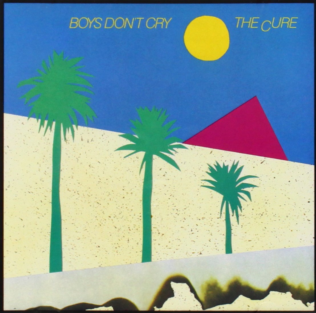 The Cure – Boys Don't Cry (1985) [FLAC]