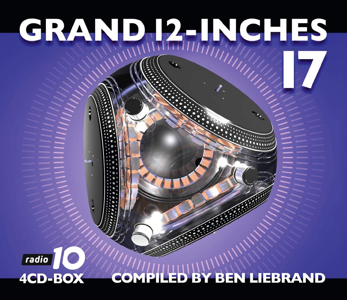 VA – Grand 12-Inches 17  Compiled By Ben Liebrand (2020) [FLAC]