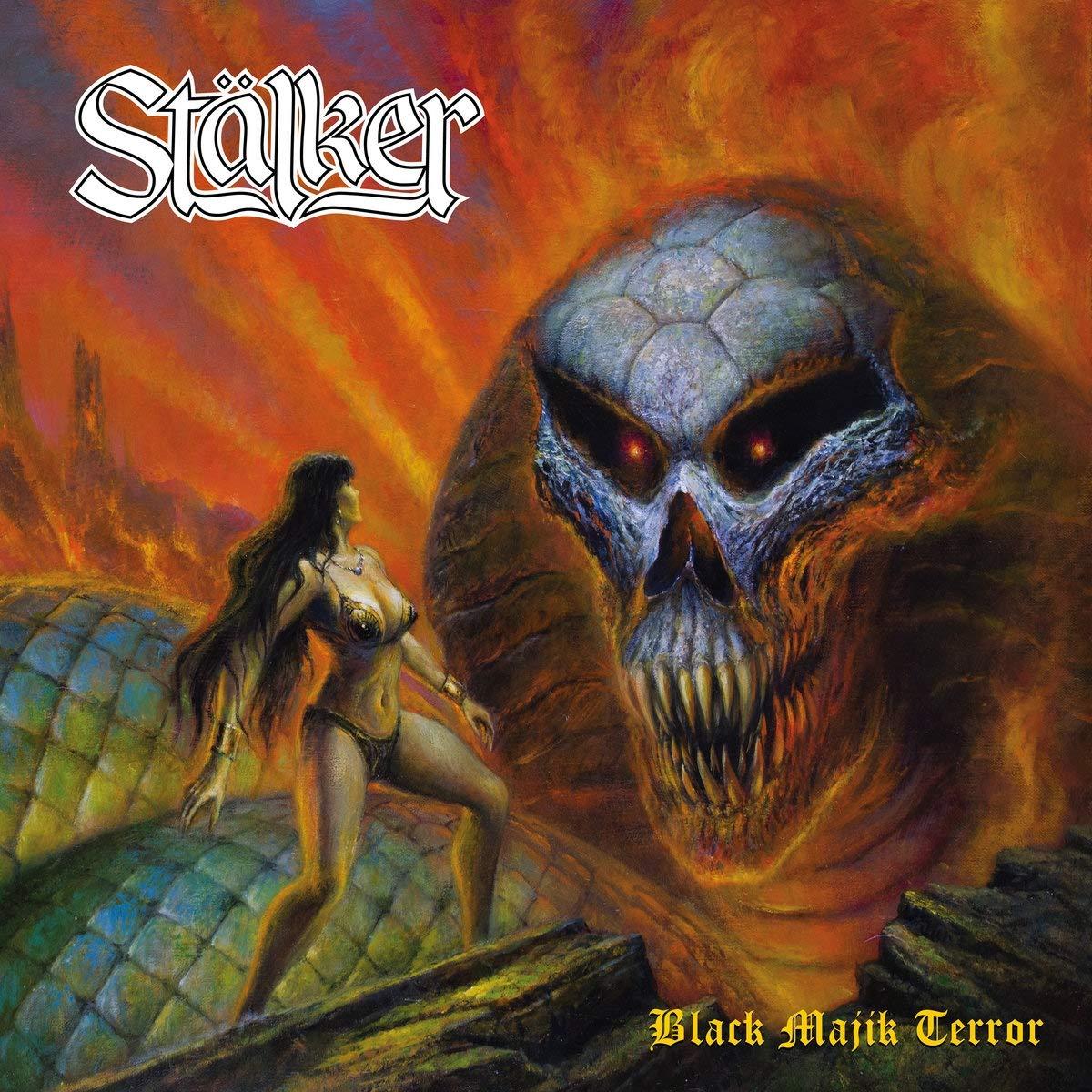 Stalker – Black Majik Terror (2020) [FLAC]