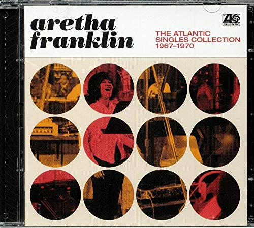 Aretha Franklin – The Atlantic Singles Collection 1967-1970 (2018) [FLAC]