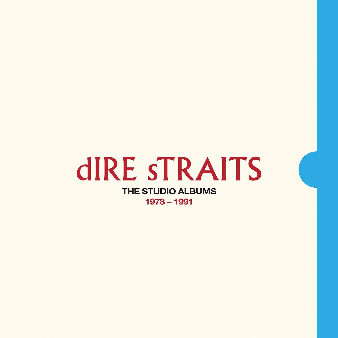 Dire Straits - The Studio Albums 1978-1991 (2020) [FLAC] Download