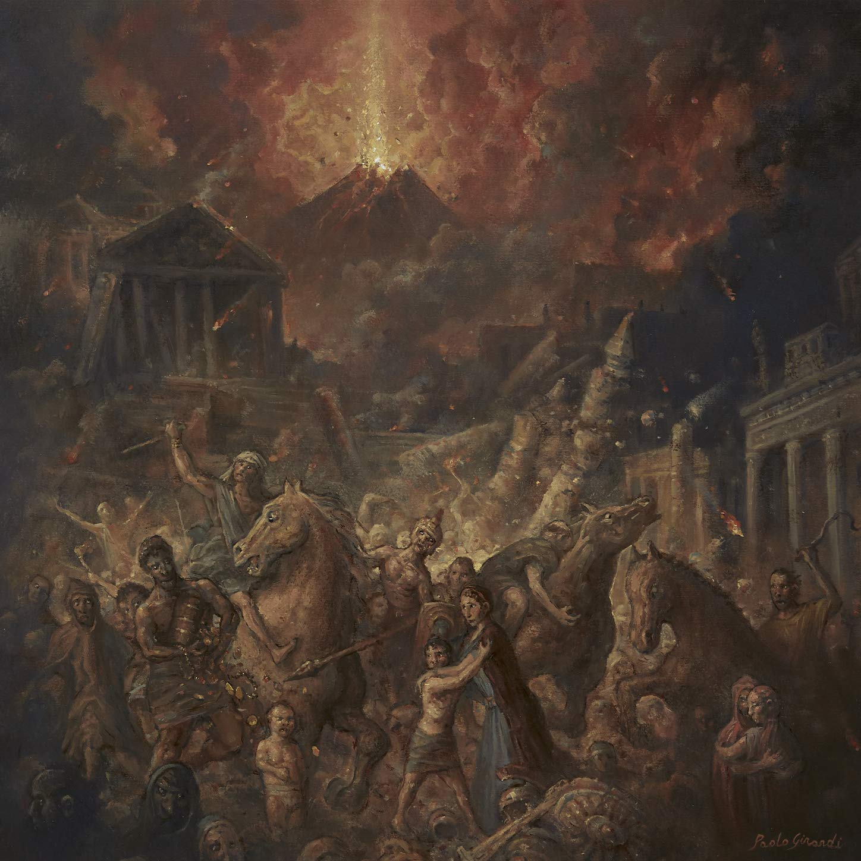 Dark Quarterer – Pompei (2020) [FLAC]