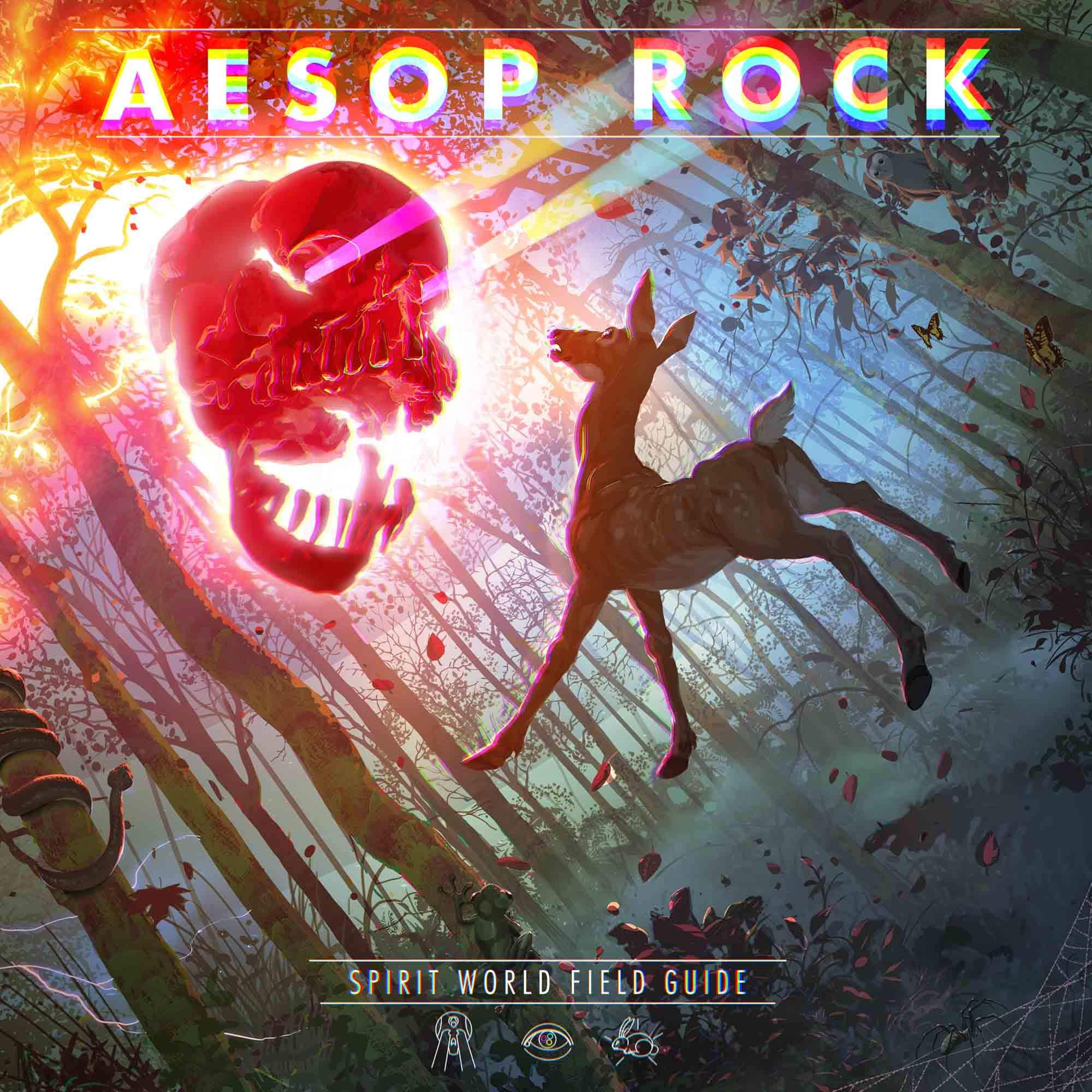 Aesop Rock - Spirit World Field Guide (2020) [FLAC] Download