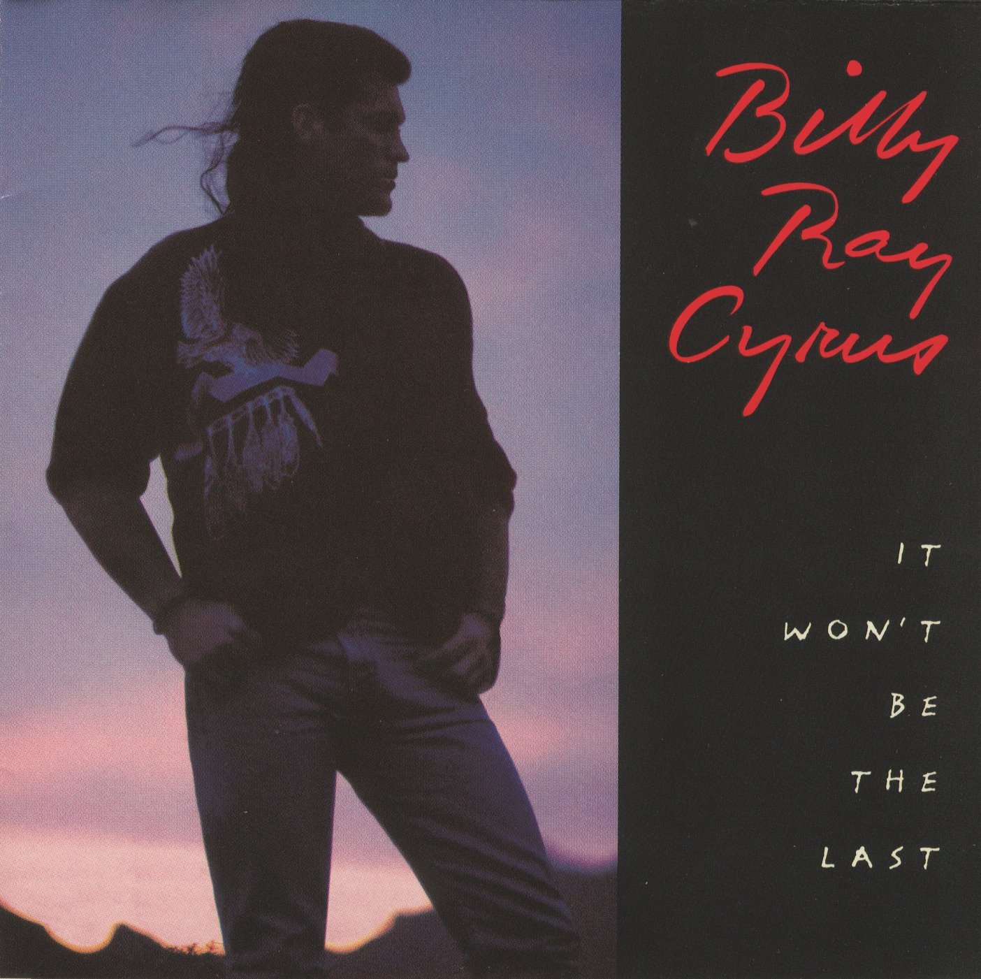 Billy Ray Cyrus - It Won't Be the Last (1993) [FLAC] Download