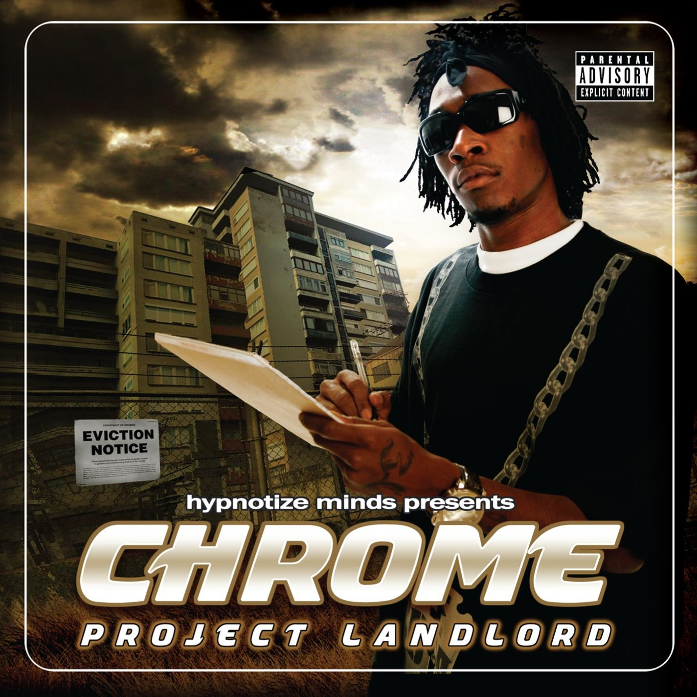 Chrome - Project Landlord (2008) [FLAC] Download