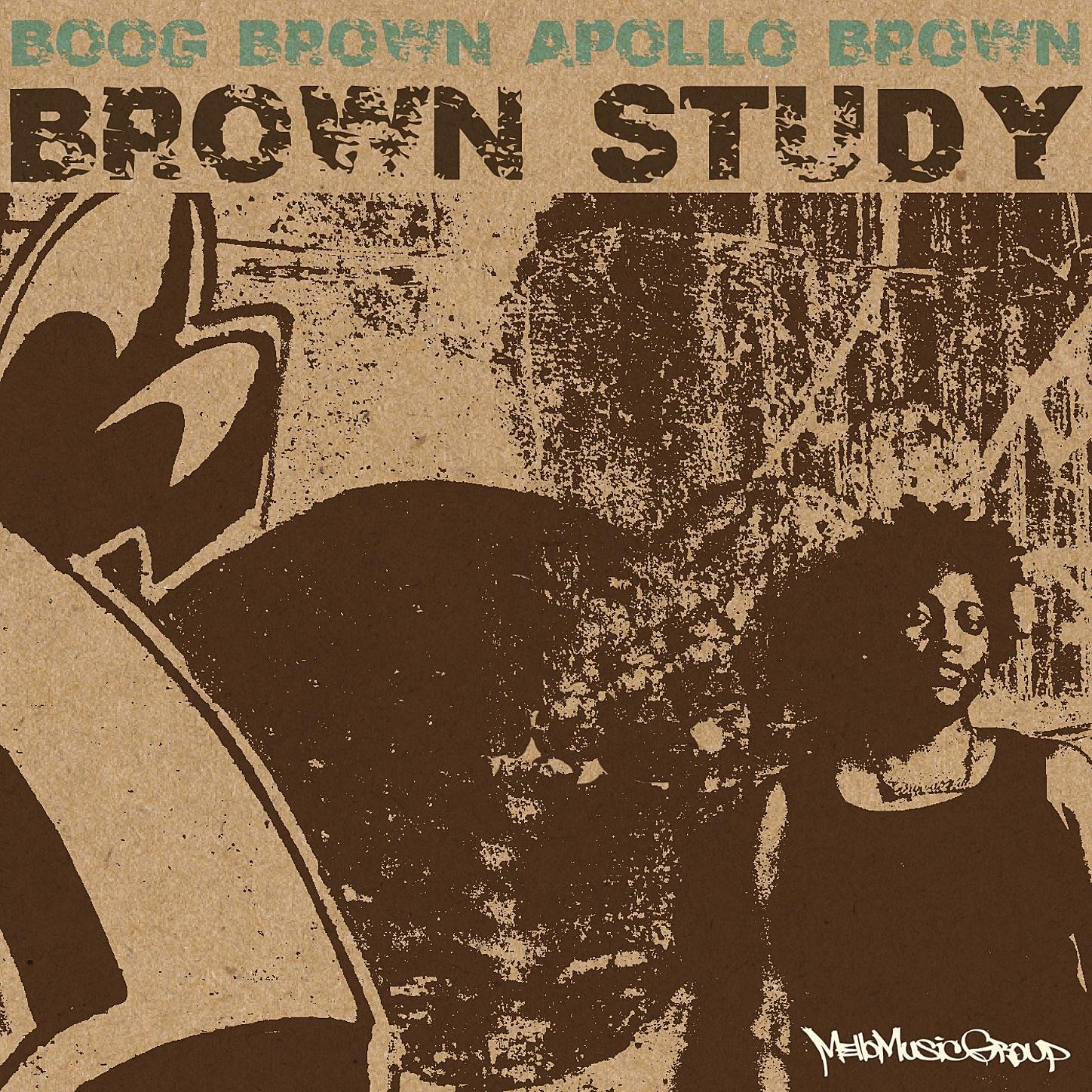Boog Brown & Apollo Brown - Brown Study (2010) [FLAC] Download