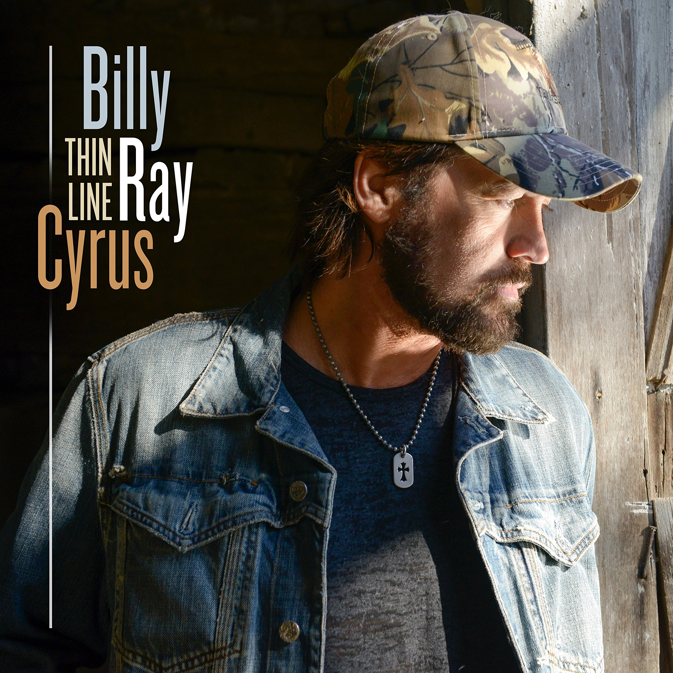 Billy Ray Cyrus - Thin Line (2016) [FLAC] Download