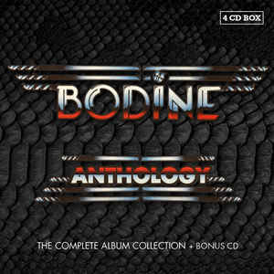 Bodine - Anthology  The Complete Album Collection (2019) [FLAC] Download