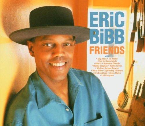Eric Bibb - Friends (2004) [FLAC] Download