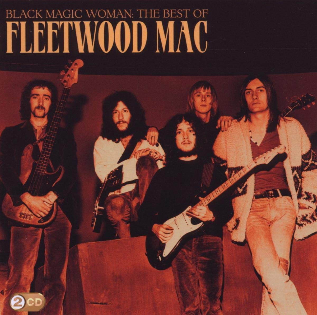 Fleetwood Mac - Black Magic Woman: The Best Of Fleetwood Mac (2009) [FLAC] Download