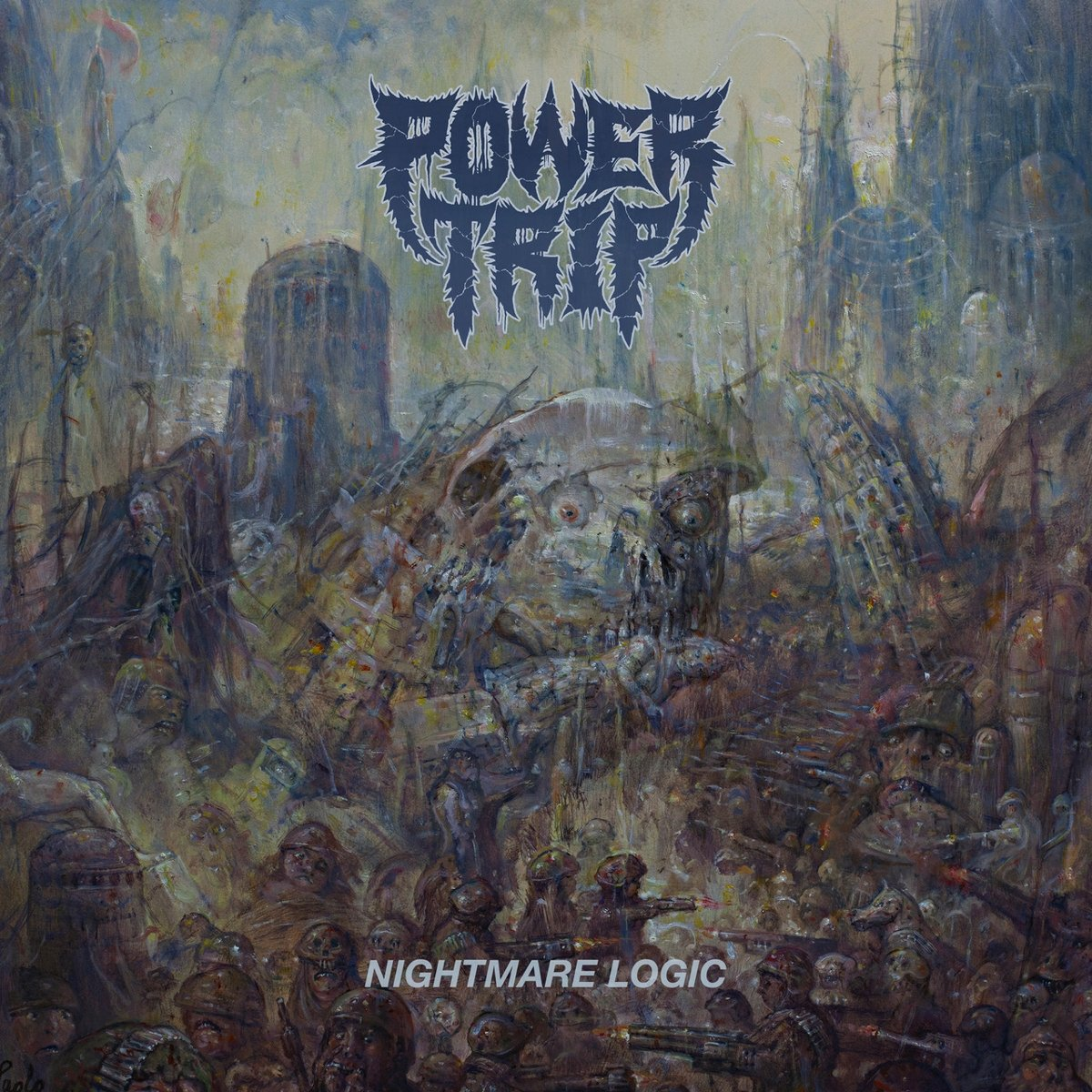 Power Trip - Nightmare Logic (2019) [FLAC] Download
