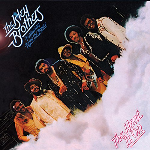 The Isley Brothers – The Heat Is On (1989) [FLAC]