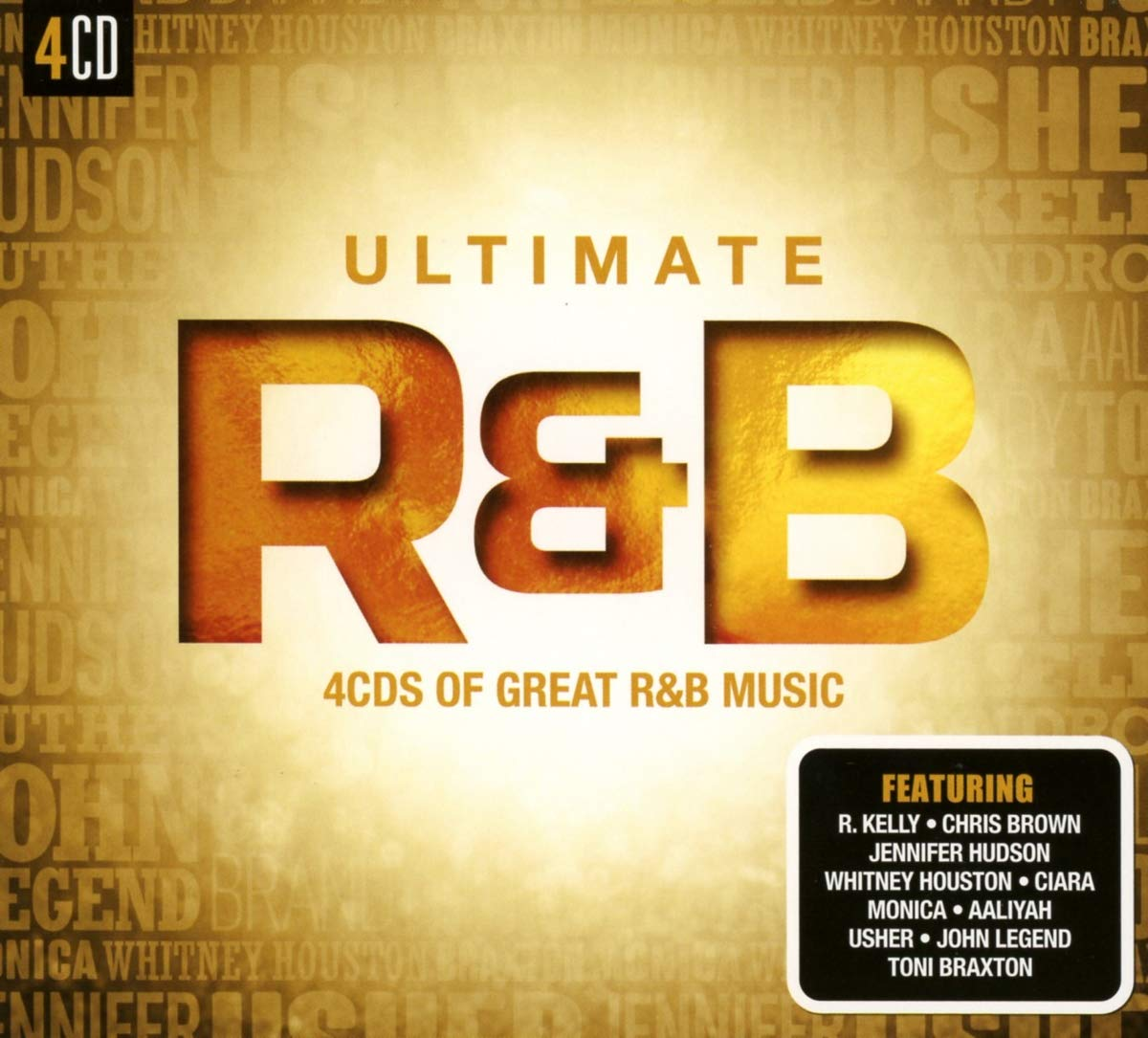 VA - Ultimate R&B (2015) [FLAC] Download