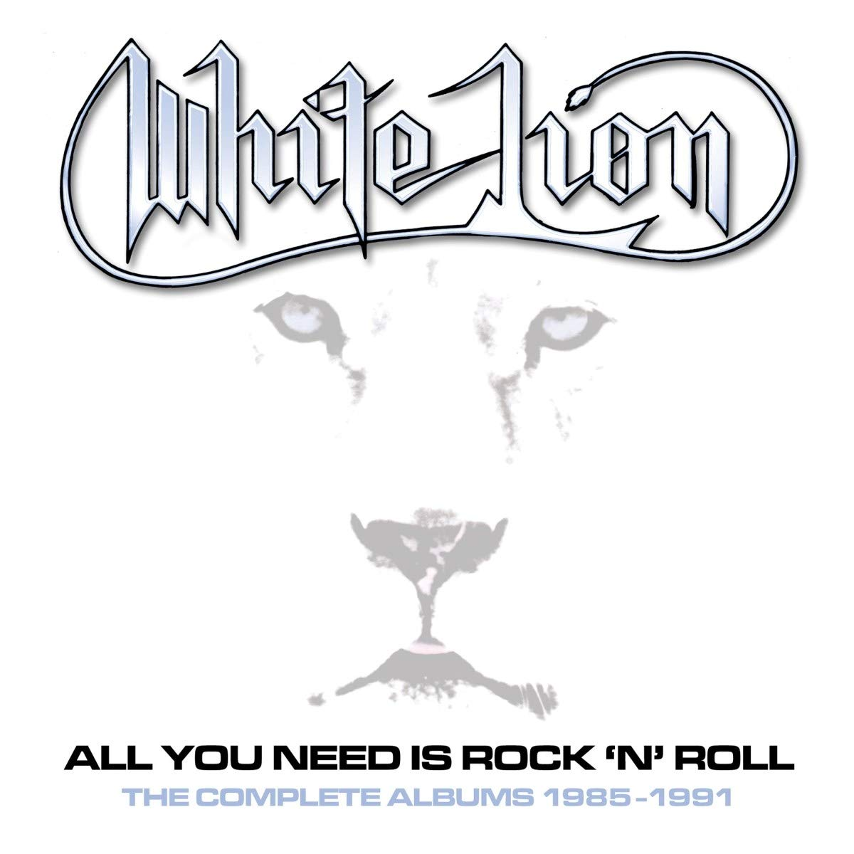 White Lion-All You Need Is Rock N Roll  The Complete Albums 1985-1991-(QHNEBOX135)-BOXSET-5CD-FLAC-2020-WRE