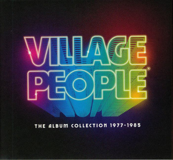 Village People-The Album Collection 1977-1985-(EDSL0061)-REMASTERED LIMITED EDITION BOXSET-10CD-FLAC-2020-WRE