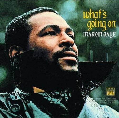 Marvin Gaye – What's Going On (1998) [FLAC]
