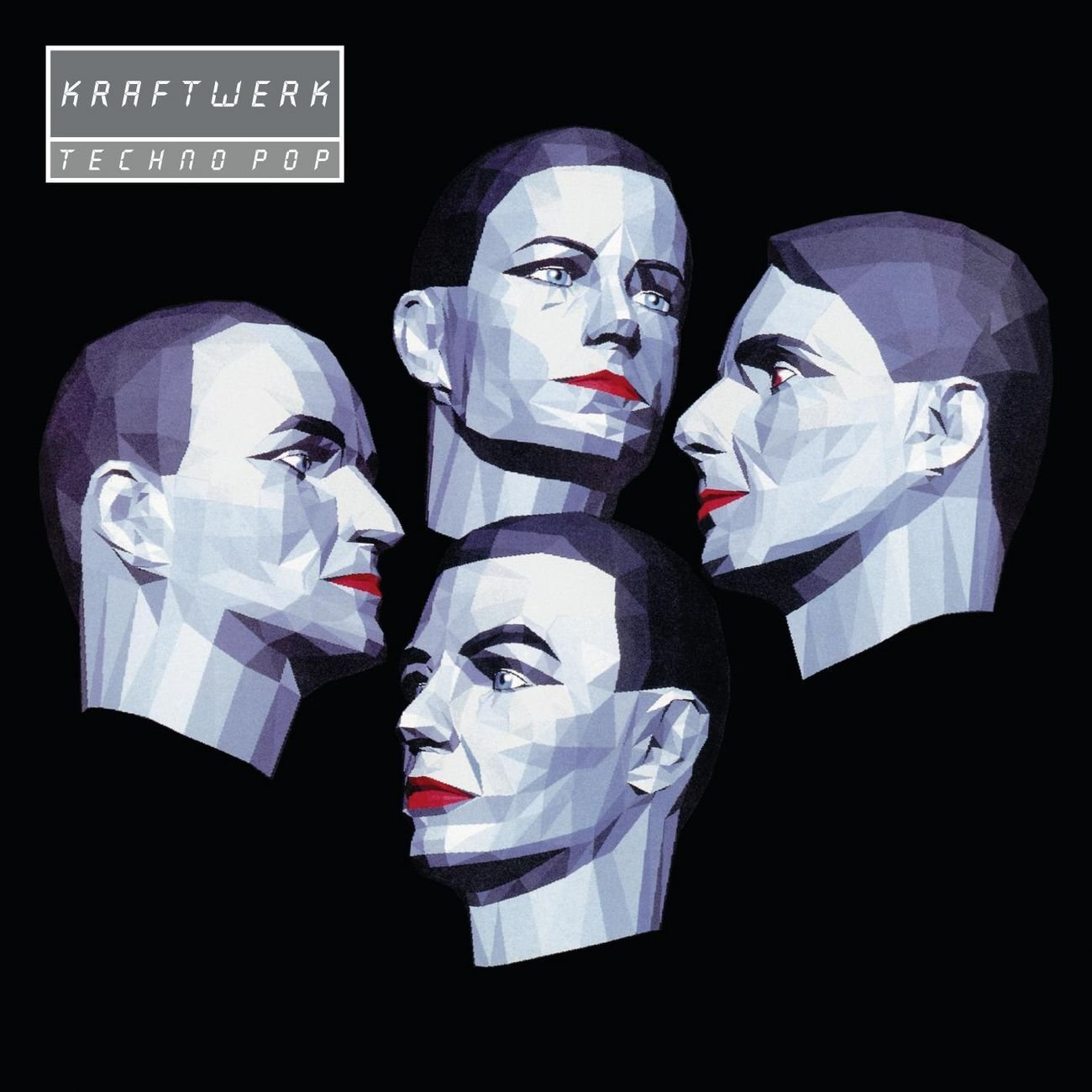 Kraftwerk - Techno Pop (2020) [FLAC] Download