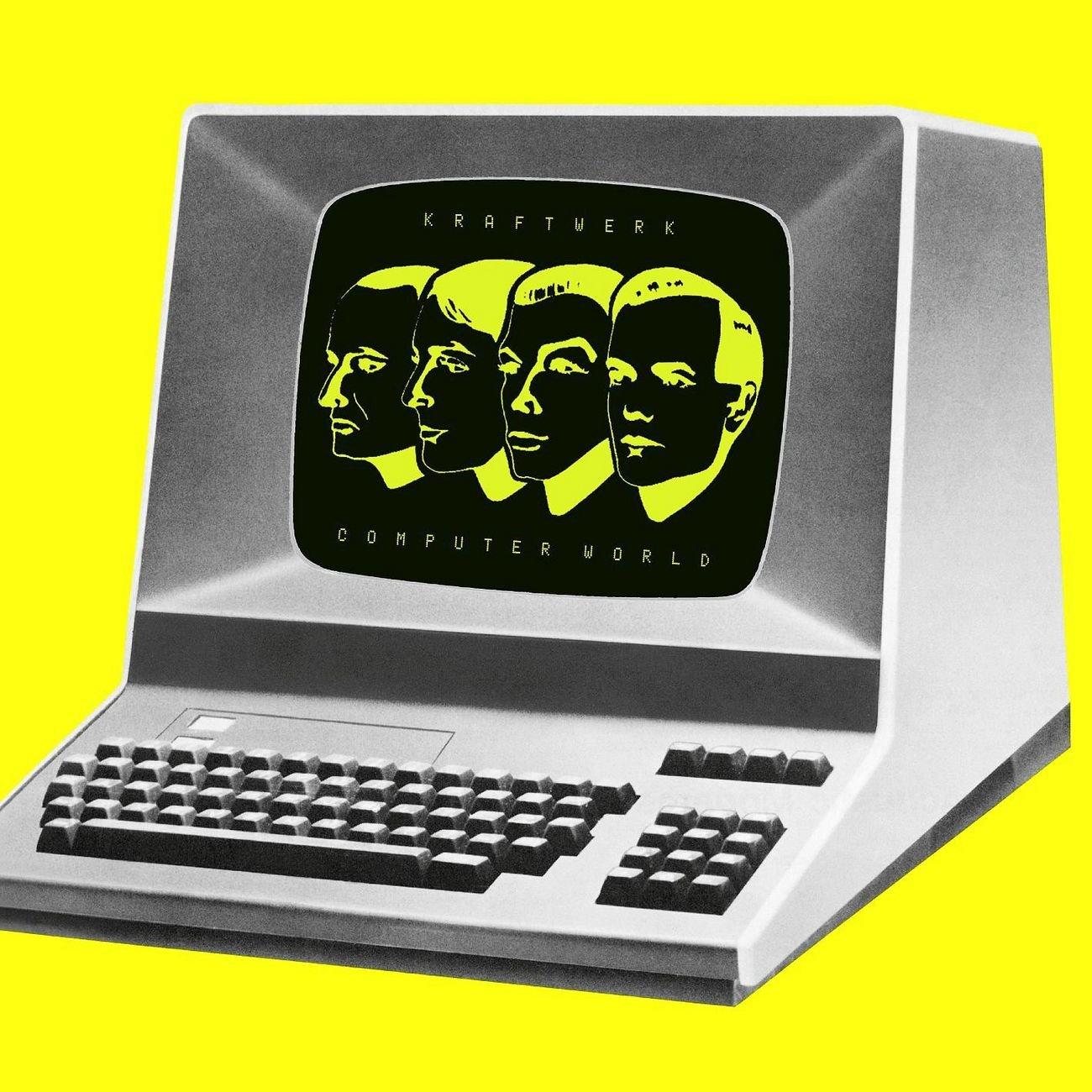 Kraftwerk - Computer World (2020) [FLAC] Download