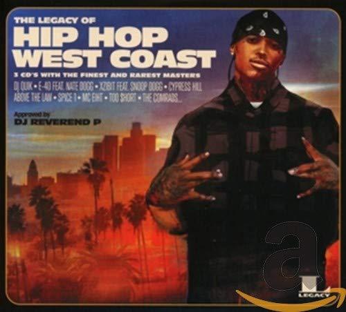 VA – The Legacy Of Hip Hop West Coast (2016) [FLAC]