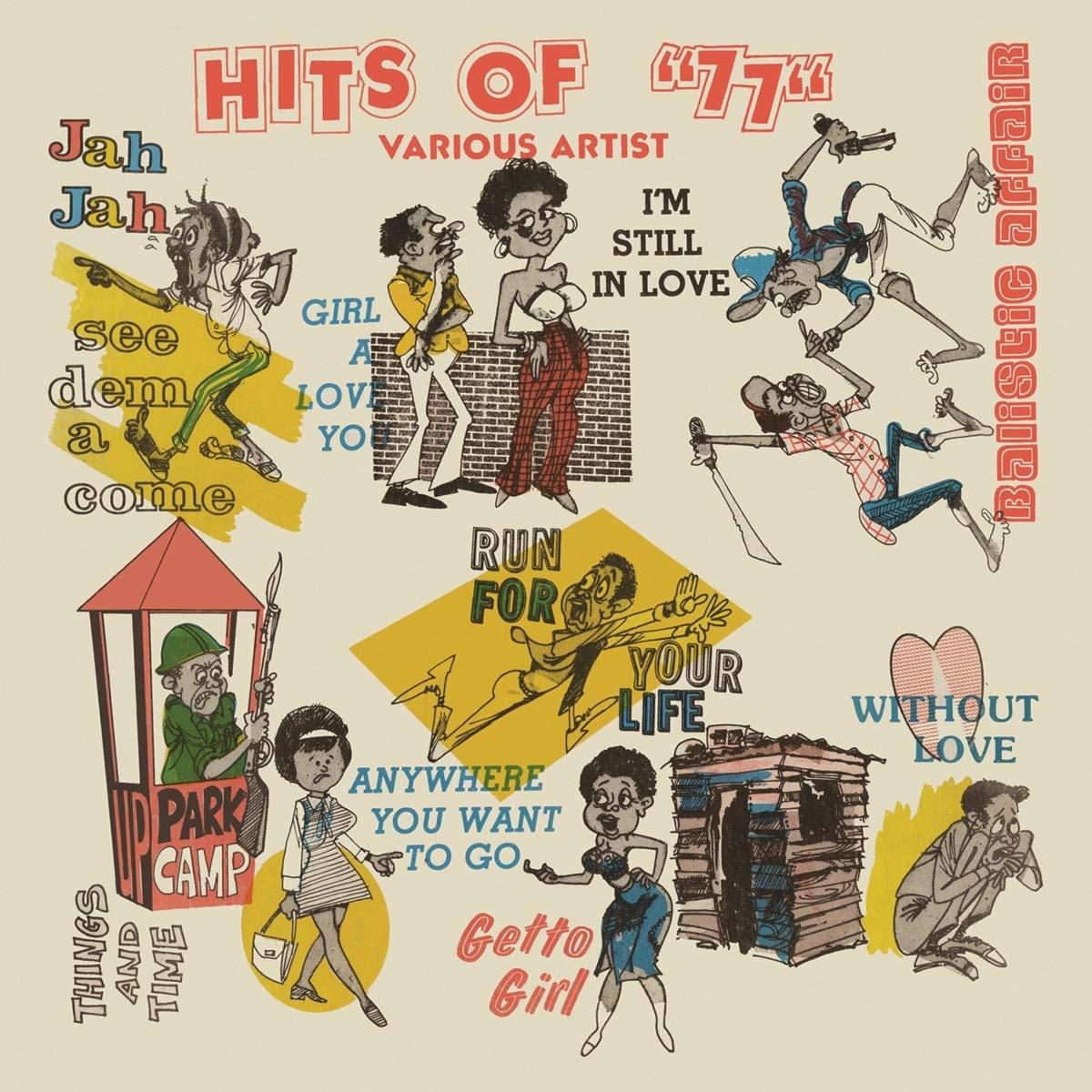 "VA - Hits Of ""77"" (2020) [FLAC] Download"