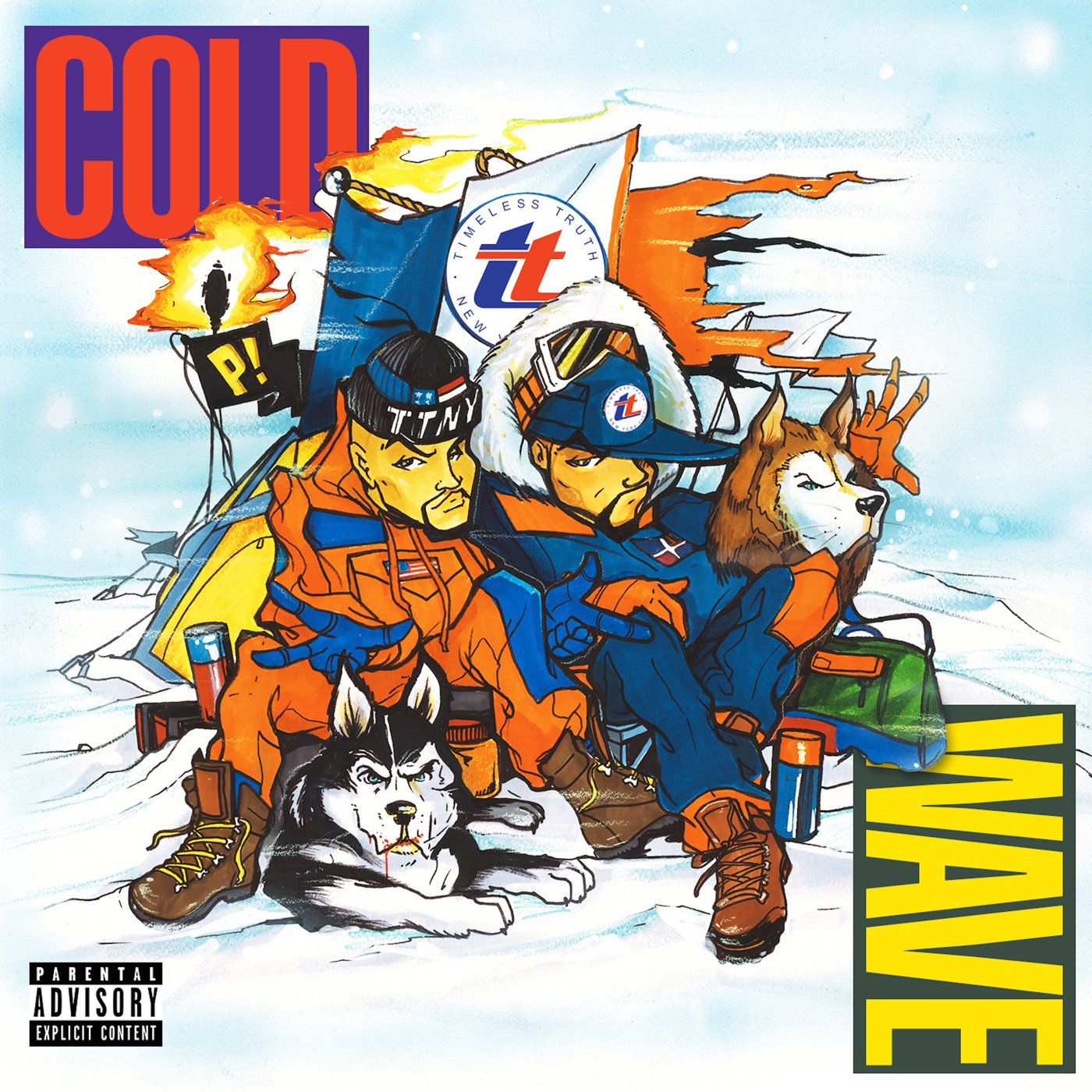 Timeless Truth - Cold Wave (2016) [FLAC] Download