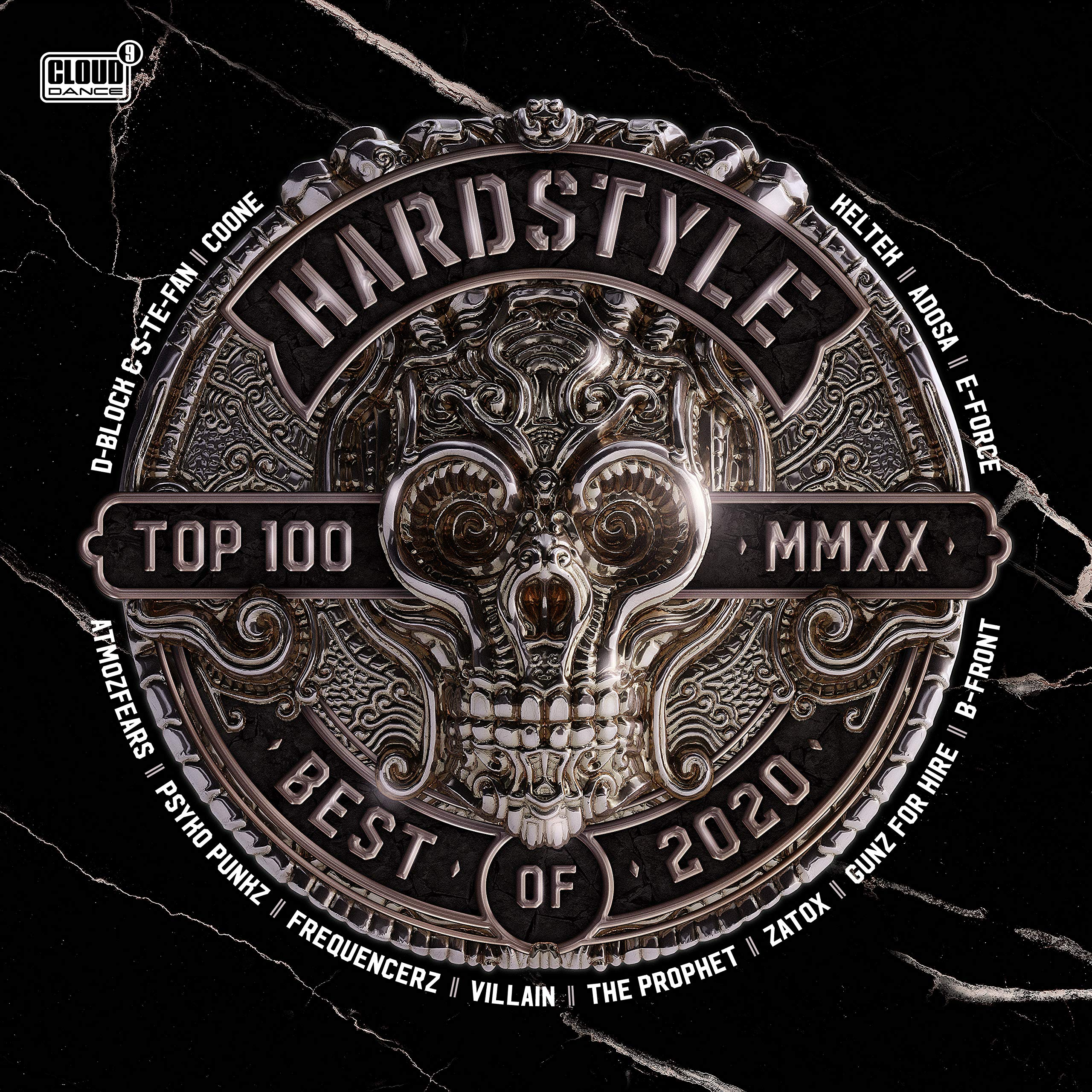 VA-Hardstyle Top 100 Best Of 2020-(CLDM2020018)-2CD-FLAC-2020-WRE